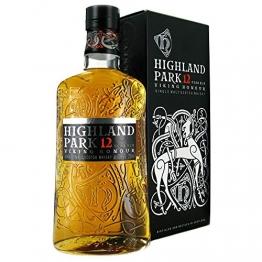 Highland Park 12 Jahre, Single Malt Scotch Whiskey , 40%, 0,7L - 1