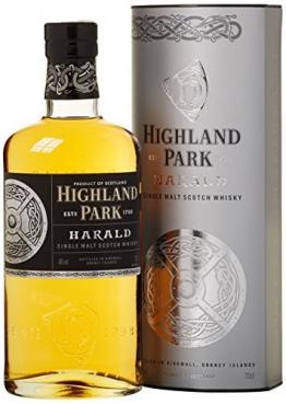 Highland Park Harald Warriors Edition mit Geschenkverpackung Whisky (1 x 0.7 l) - 1