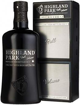 "Highland Park Single Malt Whisky - Edition ""Full Volume"" (1 x 0.7 l) - 1"