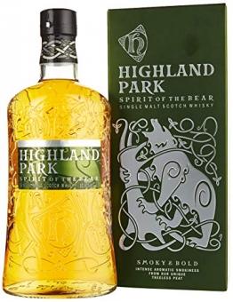 Highland Park Spirit Of The Bear + GB (1 x 1 l) - 1