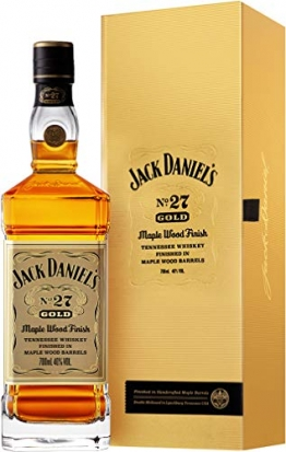Jack Daniels Nr. 27 Gold Tennessee Whisky, 70 cl - 1
