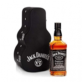 Jack Daniel's Tennessee Whiskey Guitar Case Edition (1 x 0.7 l) - 1