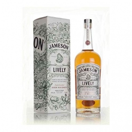 Jameson LIVELY The Deconstructed Series Irish Whisky mit Geschenkverpackung (1 x 1 l) - 1