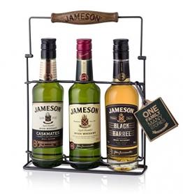 Jameson Whiskey Tri Pack 3 x 0,2 Liter - 1