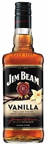 Jim Beam Vanilla Bourbon Whiskey 0,7L (35% Vol.) - 1