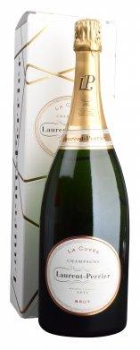 La Cuvee Brut Champagne AOC in GP Champagne Laurent-Perrier - 1