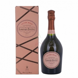 Laurent Perrier Champagne CUVÉE ROSÉ Brut 12,00% 0,75 lt. - 1