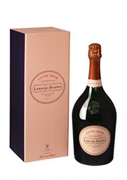 Laurent Perrier Champagner Rosé Brut GP 12% 1,5l Magnum Flasche - 1