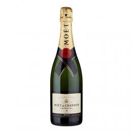 Moët & Chandon Brut Impérial Champagner mit Geschenkverpackung (1 x 0.75 l) - 1