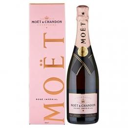 Moët & Chandon Impérial Rosé in Geschenkverpackung (1 x 0.75 l) - 1