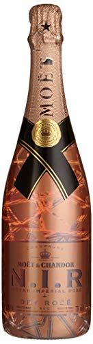 Moët & Chandon N.I.R. Nectar Impérial Dry Rosé Luminous Edition (1 x 0.75 l) - 1