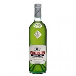 Pernod Absinthe Recette Traditionnelle – Absinth nach traditionellem Original-Rezept – Angenehm milde Wermutspirituose mit pflanzlichen Noten – 1 x 0,7 L - 1
