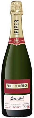 Piper Heidsieck Essentiel Cuvée Brut Champagner 12% 0,75l Flasche - 1