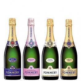 Pommery Champagner-Paket inkl. Live Online-Verkostung - 1