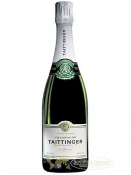 Taittinger Demi SEC Champagner 0,75 Liter - 1
