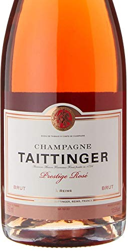 Taittinger Prestige Rose Brut Champagner (1 x 0.75 l) - 3