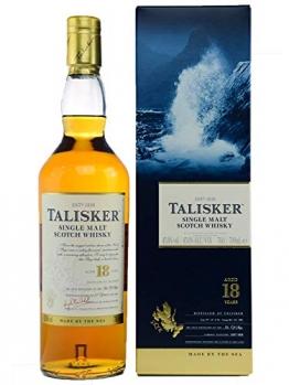 Talisker 18 Jahre Single Malt Whisky - 1
