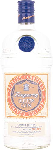 Tanqueray OLD TOM GIN Limited Edition 47,3% Vol. 1 l - 1