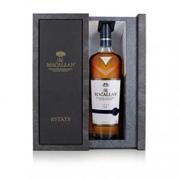 The Macallan ESTATE RESERVE Highland Single Malt Scotch Whisky 43% Volume 0,7l in Geschenkbox Whisky - 1