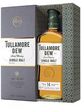 Tullamore Dew 14 Jahre Irish Single Malt Whiskey 0,7 Liter - 1