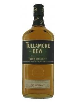 Tullamore Dew Blended Irish Whisky, 40%-Vol. 0,7 l - 1