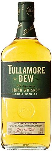 Tullamore Dew D.E.W. Irish Whiskey 40% Volume 0,7l mit Glas Whisky - 1