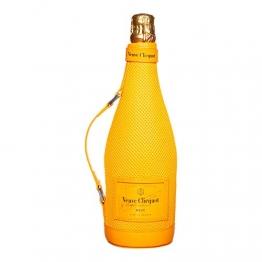 Veuve Clicquot Brut Champagner 0,75l Ice Jacket 12% Vol Kühltasche mit Griff - 1