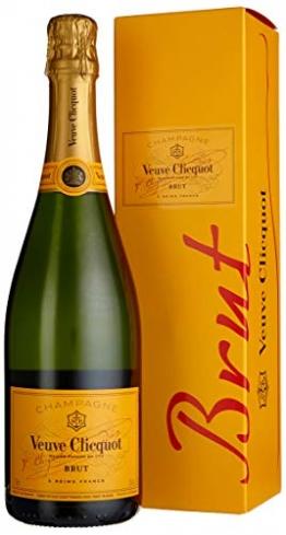 Veuve Clicquot Brut Champagner Frankreich 0,75 Liter - 1