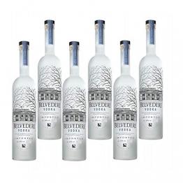 VODKA 1 Liter 6 Flaschen - 1