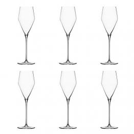 Zalto Champagnerglas DENKART spülmaschinenfest 6 Stück - 1