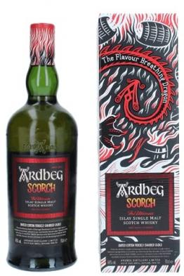 Ardbeg SCORCH Islay Single Malt Scotch Whisky Limited Edition 46%, 1 x 0.7 l, in Geschenkbox Whisky - 1