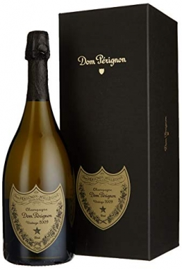 Dom Pérignon Vintage 2009 Brut Champagner mit Geschenkverpackung (1 x 0.75 l) - 1