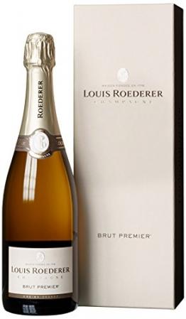 Louis Roederer Champagne Brut Premier Deluxe Geschenkpackung Champagner (1 x 0.75 l) - 1