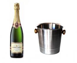 Alfred Gratien Champagner Brut Classique im Champagner Kühler 12% 0,75l Fl. - 1
