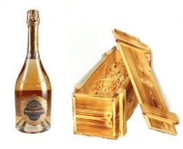 Alfred Gratien Cuvée Paradis Rosé Champagner in Holzkiste 12% 0,75l Flasche - 1