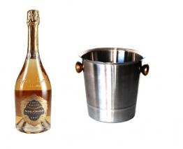 Alfred Gratien Cuvée Paradis Rosé Champagner Kühler 12% 0,75l Fl. - 1