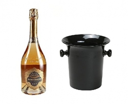 Alfred Gratien Cuvée Paradis Rosé in Kühler schwarz 12% 0,75l Flasche - 1